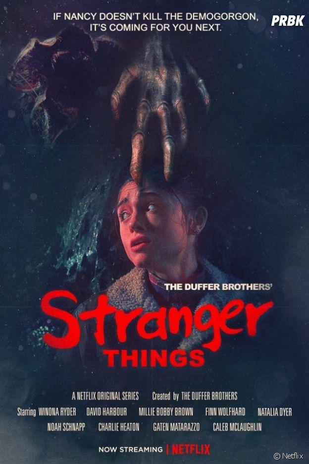 stranger things saison 2 alien evil dead la s rie parodie des films d 39 horreur cultes. Black Bedroom Furniture Sets. Home Design Ideas