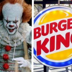 Ça : Burger King porte plainte contre le film à cause... de McDonald's
