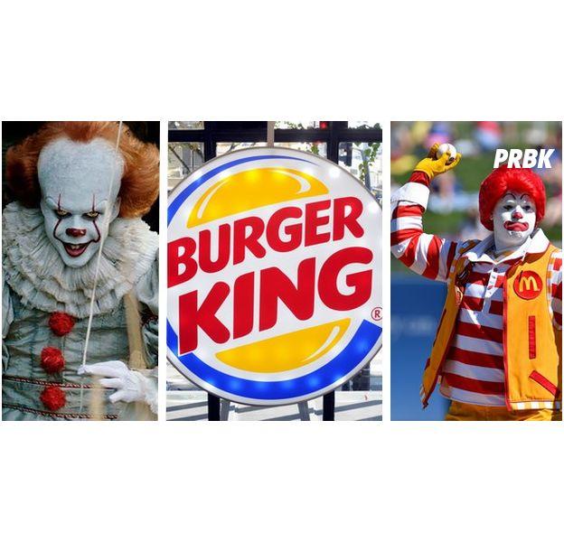 Ca : Burger King porte plainte contre le film à cause... de McDonald's