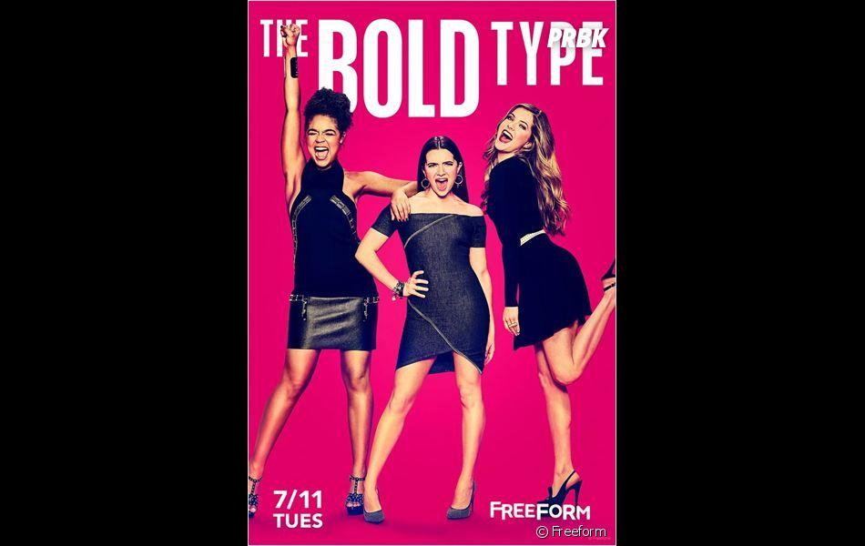 The Bold Type renouvelée pour deux nouvelles saisons