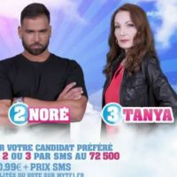 Estimations Secret Story 11 : Tanya éliminée, Laura et Noré sauvés selon les sondages