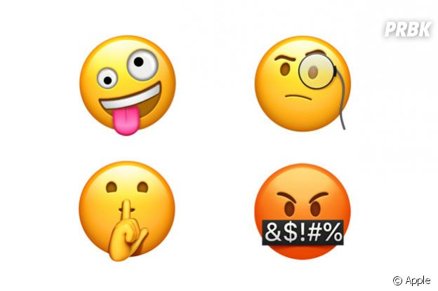 Apple dévoile ses nouveaux emojis