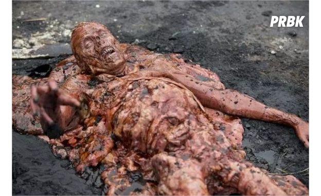 Les pires zombies de The Walking Dead
