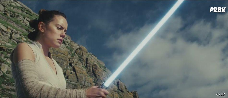 Star Wards 8 : Daisy Reidley en Rey dans la bande-annonce
