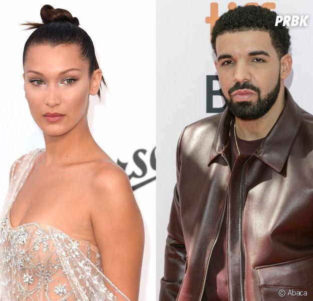 Bella Hadid et Drake en couple ? Il aurait entièrement organisé et payé la soirée d'anniversaire de la top !