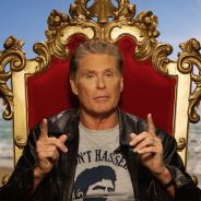Hoff The Record : Comment David Hasselhoff est devenu culte... Il raconte !
