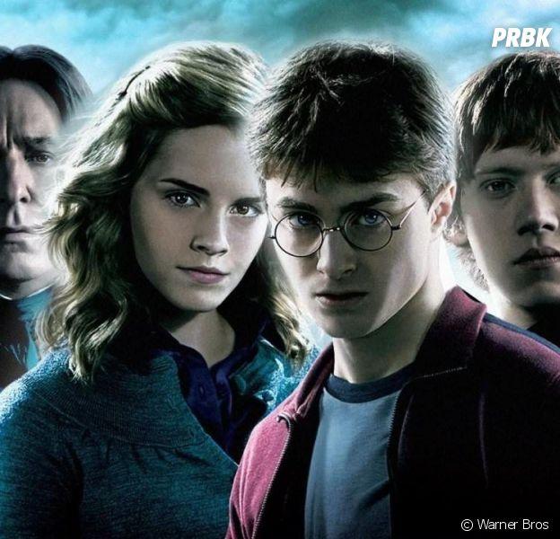 Harry Potter : J.K. Rowling révèle une anecdote touchante sur la création d'un personnage
