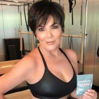 """Kris Jenner métamorphosée, Kim Kardashian la compare à une """"femme blanche célibataire"""""""