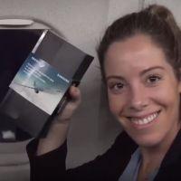 Coup de génie : Samsung offre un Galaxy Note 8 à TOUS les passagers d'un avion