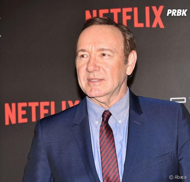 Kevin Spacey accusé de harcèlement sexuel :Netflix le vire de House of Cards