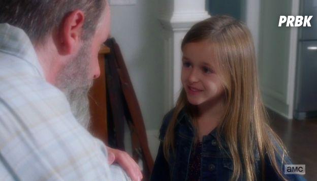 The Walking Dead saison 8 : Judith bientôt tuée dans la série ?