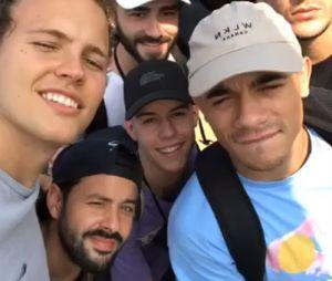 Jérôme Jarre, Omar Sy, DJ Snake : la #LoveArmy se mobilise en direct du Bangladesh pour les Rohyngia