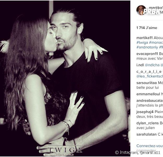 Julien Guirado séparé de Martika, il annonce leur rupture ?