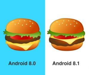 Google change son émoji burger après la polémique !