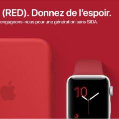 Apple repart en guerre contre le SIDA avec (RED) et vous pouvez les aider