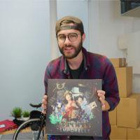 Cyprien : L'épopée temporelle débarque en vinyles dans un coffret collector