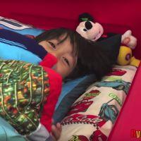 Un enfant de 6 ans multimillionnaire grâce à Youtube