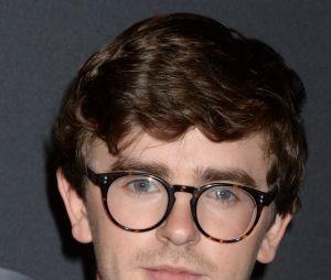 Freddie Highmore en 2017