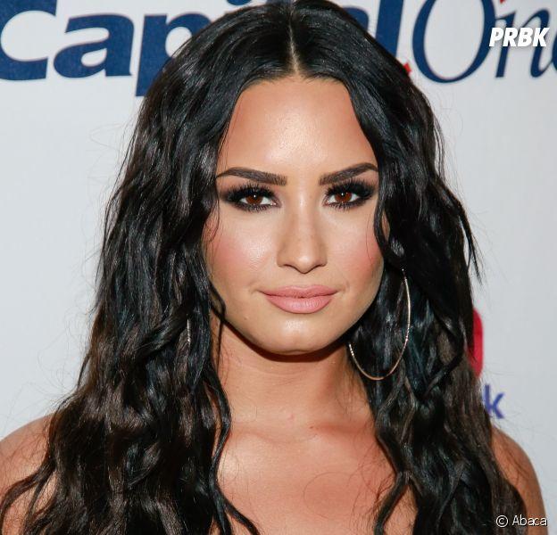 Demi Lovato sexy : son décolleté XXL affole Instagram !