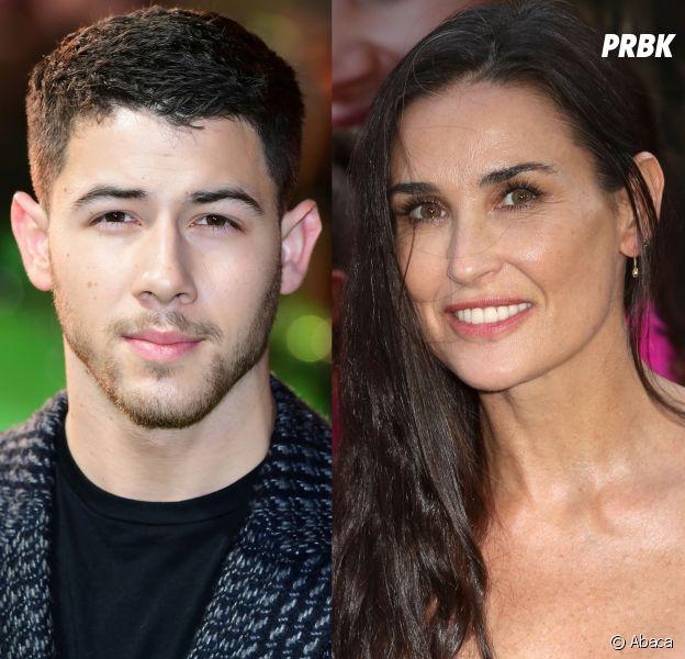 Nick Jonas et Demi Moore en couple ?