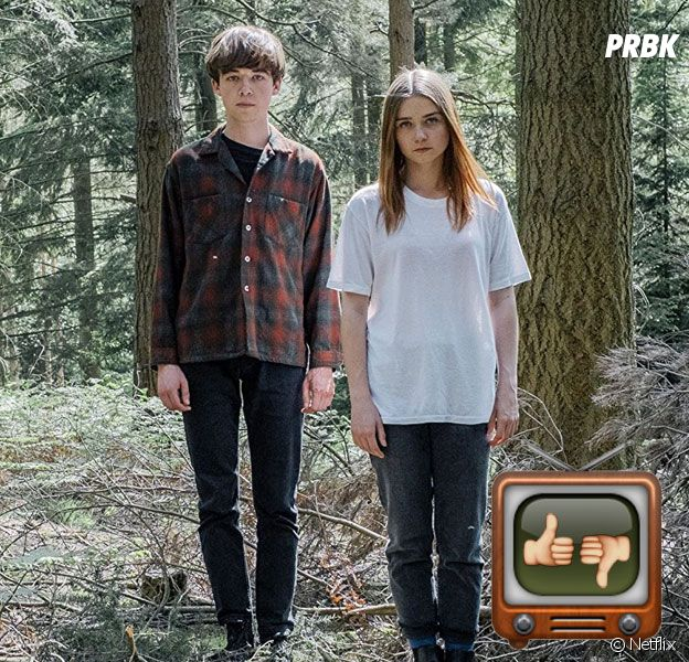 The End of the F***ing World : faut-il regarder la série de Netflix ?