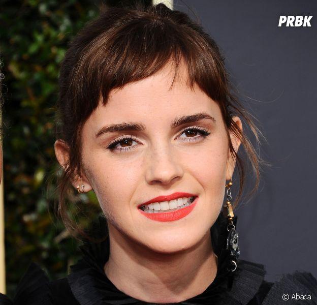 Emma Watson dévoile une toute nouvelle coupe !