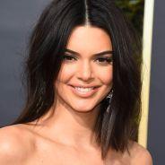 Kendall Jenner clashée sur son acné aux Golden Globes, elle répond sur Twitter