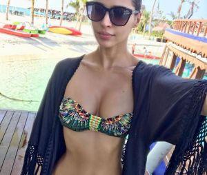 Leila Ben Khalifa en bikini sexy : ses photos de vacances aux Maldives !