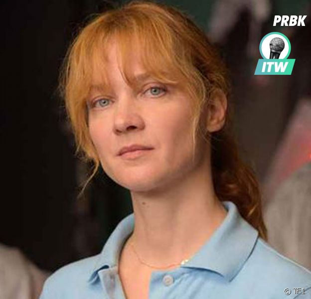 """Odile Vuillemin (Les Innocents) : """"J'ai eu du mal à dessiner la trajectoire de mon personnage"""" (interview)"""