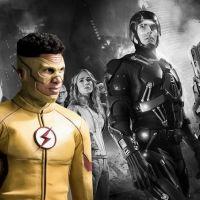 The Flash saison 4 : Wally West change de série et débarque chez Legends of Tomorrow