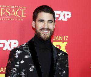 Darren Criss à l'avant-première de The Assassination of Gianni Versace : American Crime Story le 8 janvier 2018