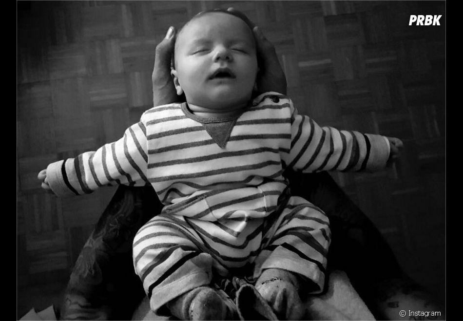 Benjamin Machet (Friends Trip 4) : son fils Damian est adorable