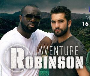 Maître Gims et Kendji Girac seront dans L'aventure Robinson, le vendredi 16 février sur TF1 !