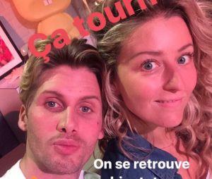 Benoît Dubois et Emilie Picch de retour en tournage pour Le Mad Mag ?