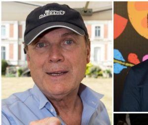 Julien Lepers, Estelle Mossely et Jérôme Anthonyréunis dans Le Meilleur Pâtissier, spécial célébrités