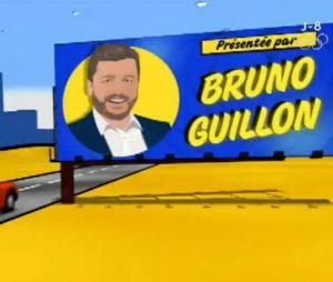 Bruno Guillon anime Les Z'amours pour la première fois sur France 2 : il passe un message à Tex !