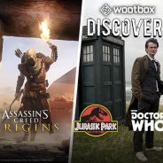 Doctor Who, Jurassic Park, Assassin's Creed... dans la Wootbox Discovery de Mars