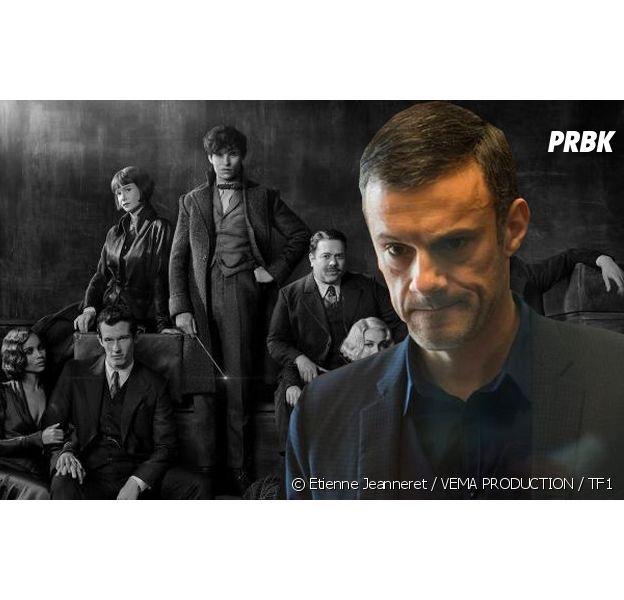 Prof T : la star de la série de TF1 recruté pour... Les Animaux Fantastiques 2