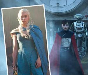 Solo - A Star Wars Story : comment Qi'ra (Emilia Clarke) ressemble à Daenerys de Game of Thrones