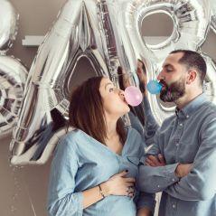Tiffany (Mariés au premier regard) et Justin dévoilent le sexe de leur bébé