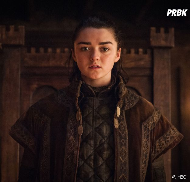 Maisie Williams dévoile la fin de Game of Thrones… à sa mère