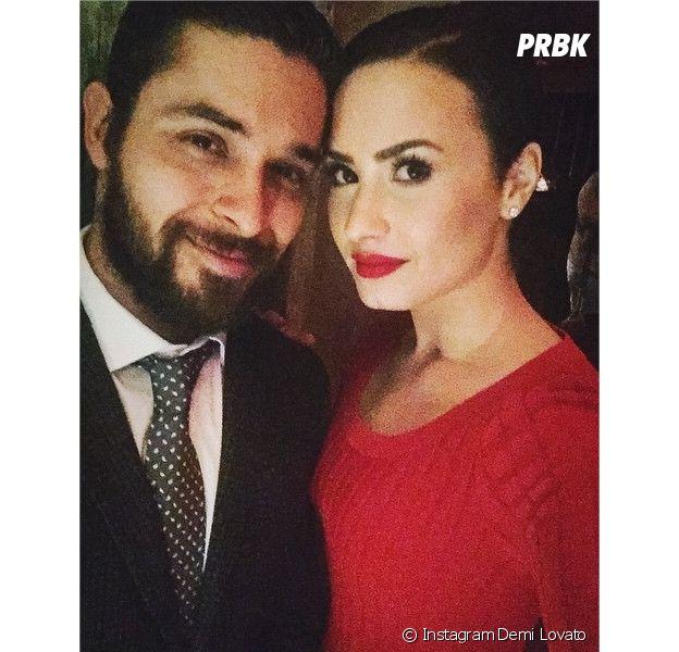 Demi Lovato de nouveau en couple avec Wilmer Valderrama ? Les deux ex se retrouvent