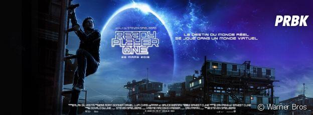 Ready Player One au cinéma le 28 mars 2018.