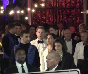 Emma Watson et Chord Overstreet aperçus très proches après les Oscars 2018