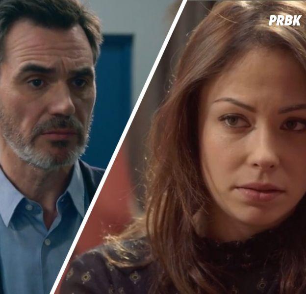 Plus belle la vie : Johanna et Patrick Nebout bientôt en couple ?