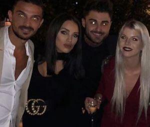 Jessica Thivenin (Les Marseillais Australia) et Thibault Garcia retrouvent Julien Tanti et Manon Marsault à Dubaï !