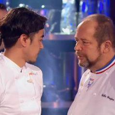 """Geoffrey Degros (Top Chef 2018) défend Gilles Goujon : """"Arrêtez de lui manquer de respect"""""""