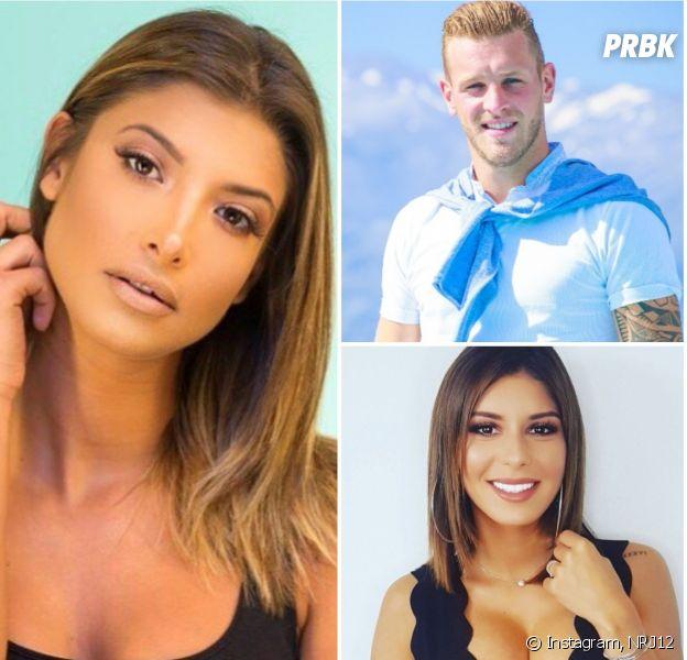 Mélanie Dédigama (La Villa des Coeurs Brisés 4) sous le charme de Jordan... comme Sarah Lopez ?