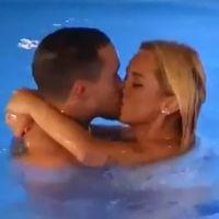 Aurélie (La Villa des Coeurs Brisés 3) embrasse son prétendant, Julien Bert et Linda officialisent