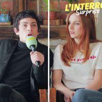 Gaston Lagaffe : Théo Fernandez et Alison Wheeler s'affrontent en interview
